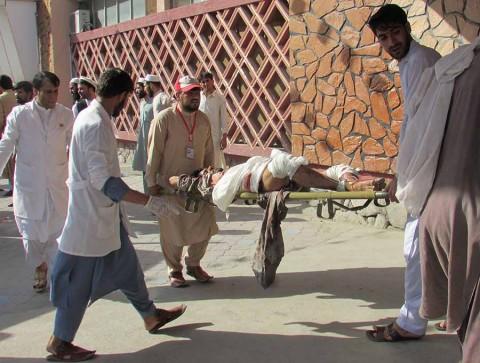 Ataque suicida en Afganistán deja al menos 32 muertos