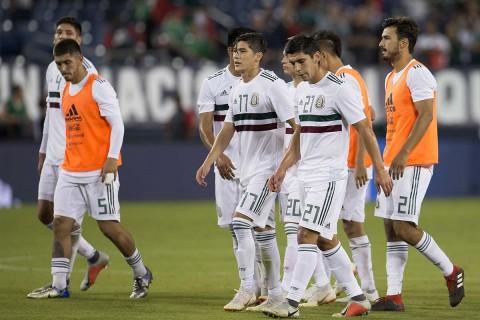 México pierde 1-0 ante Estados Unidos