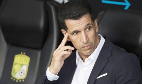 Gustavo Diaz deja de ser el director tecnico de Leon