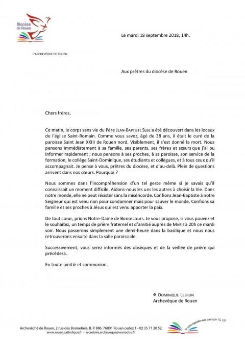 Sacerdote francés acusado de abuso sexual se suicida en iglesia