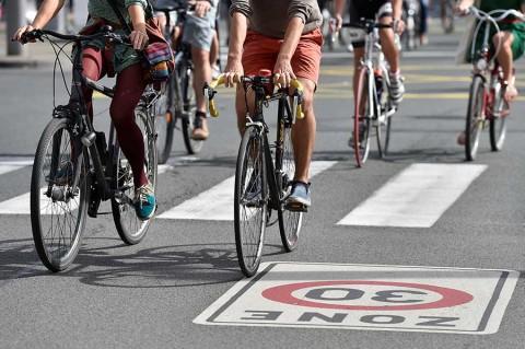 Suiza pondrá a la bicicleta en su Constitución
