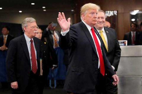 En la ONU, Trump llama a desmantelar producción mundial de drogas