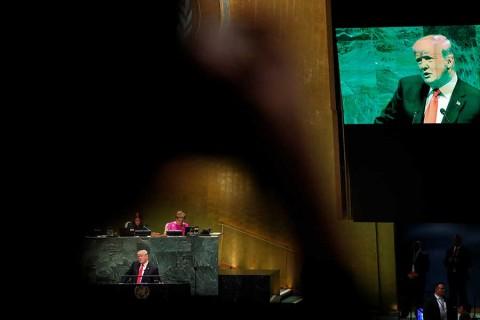 Maduro se reunió con el secretario general de la ONU