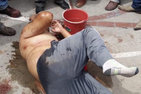 Este es el segundo linchamiento ocurrido en un mes en Hidalgo. Foto: Emmanuel Rincón/ Corresponsal