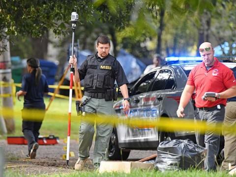 Tiroteo en Mississippi deja 2 policías muertos