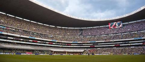 Estadio Azteca Récord Asistencia