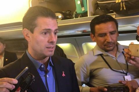Me iré con dos firmas… el Pacto por México y USMCA: Peña Nieto