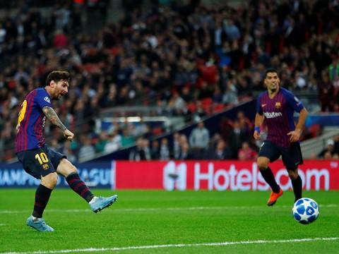 fc barcelona, tottenham, champions league, liga de campeones uefa