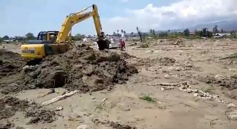 Petobo, el pueblo de Indonesia que desapareció por el tsunami