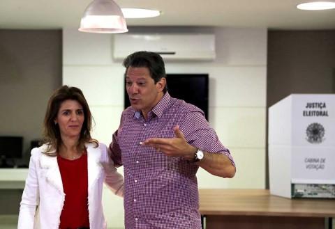 Candidatos favoritos en Brasil discrepan sobre eventual segunda vuelta