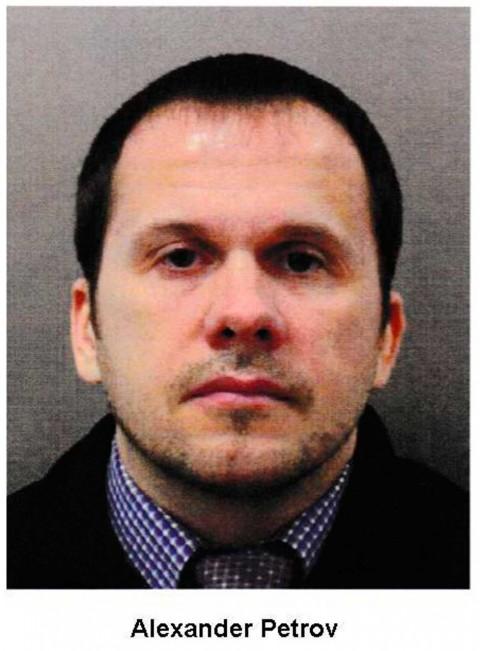 Sospechoso de ataque químico en Reino Unido fue condecorado por Putin