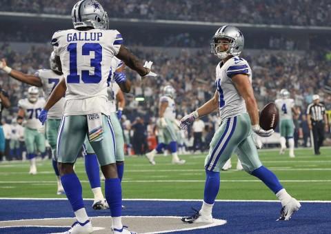 Cowboys sorprende con paliza sobre Jaguars, hila tres victorias