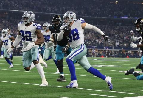 Prescott inyecta vida a los Cowboys y aplastan a Jaguars