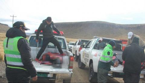 Ponen a menor de conductor designado tras boda y mueren 6 en Perú