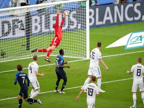 selección de francia, francia vs alemania, liga de naciones de europa