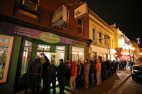 Canadá celebra la legalización de la marihuana con decenas de fiestas