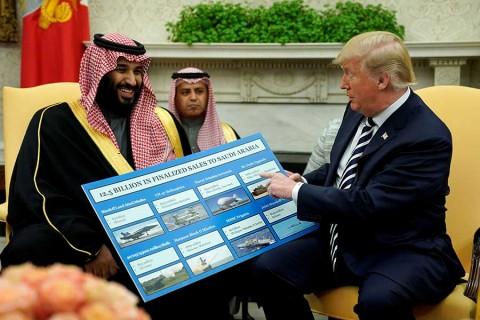 Ligan a príncipe heredero saudí con comando que desapareció a periodista