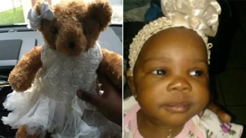 Madre ruega que le devuelvan osito robado, con cenizas de su hija