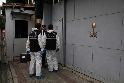 Arabia Saudita rechaza amenazas de sanciones por caso Khashoggi