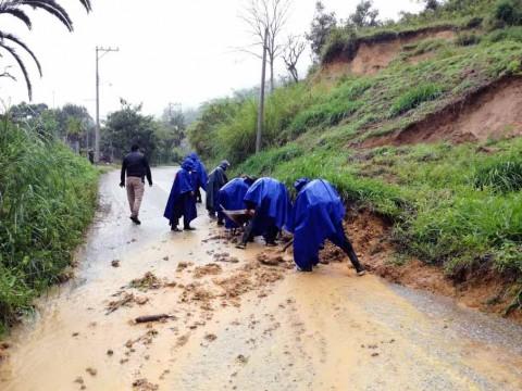 Derrumbe, Oaxaca, Seguridad, Protección Civil, Muertos, Lesionados, Desaparecidos