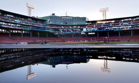 Boston Red Sox, Fenway Park, Clásico Otoño, Dodgers Cerveceros,