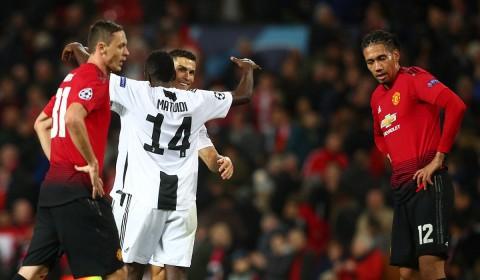 Juventus hace suyo Old Trafford y vence al Manchester