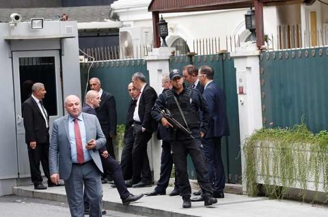 Reportan hallazgo de restos del periodista Jamal Khashoggi en casa de cónsul saudí