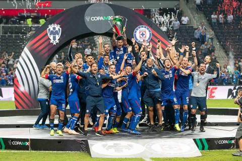 Cruz Azul recupera grandeza, es campeón de la Copa MX