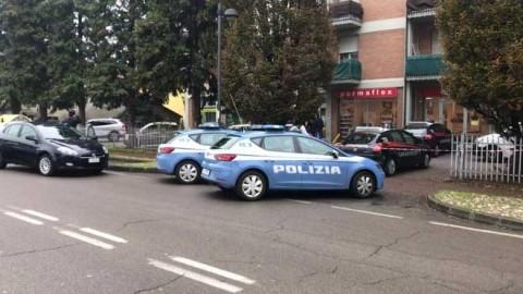 Mafioso se atrinchera con rehenes en Italia