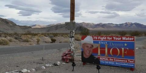 Un muerto gana en las elecciones de Estados Unidos
