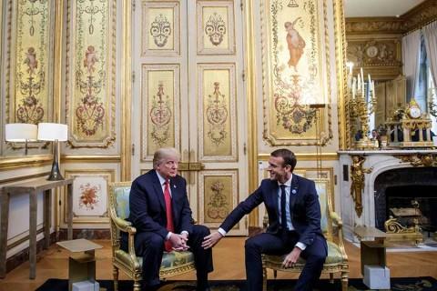 Francia alega