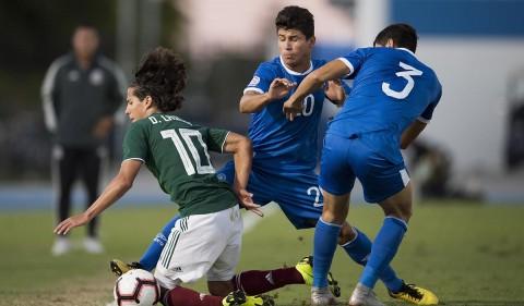México Sub 20, Selección Mexicana, Polonia 2019, México Salvador, Daniel López, Premundial Concacaf, Diego Lainez, Copa Mundo, Calificación, Noticias, Adrenalina, Excélsior,