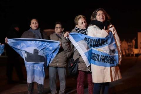 Gobierno de Argentina pide cautela tras hallazgo de submarino ARA San Juan