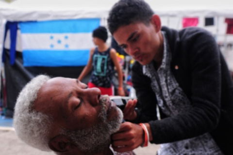 Lo que es cierto es que Tijuana será la nueva casa de estos miles de centroamericanos, así lo prevén activistas pro migrantes. Foto: Cuartoscuro