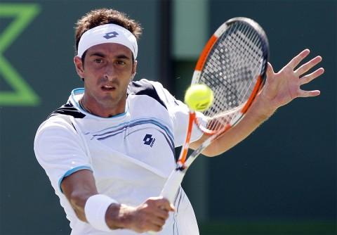 Duras sanciones para tenistas italianos por amaños de partidos