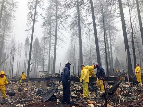 California por fin logra contener el peor incendio de su historia
