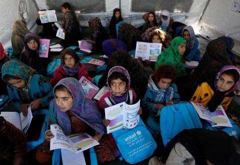 Sequía en Afganistán dispara venta de niños en familias pobres
