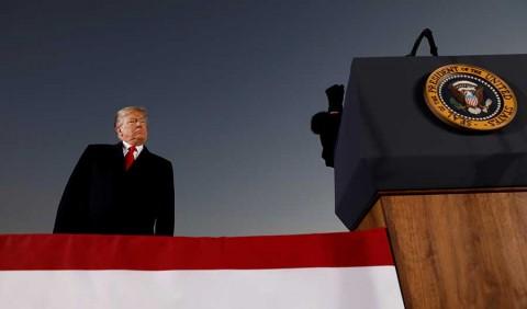 Trump revive amenaza de cierre de gobierno por muro fronterizo