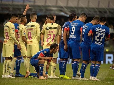 Rafael Baca, Máquina Cruz Azul, Liga MX, Torneo Apertura 2018, Estadio Azteca