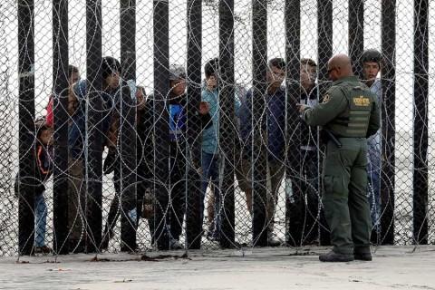 Insiste Trump a demócratas: aprueben fondos para muro fronterizo