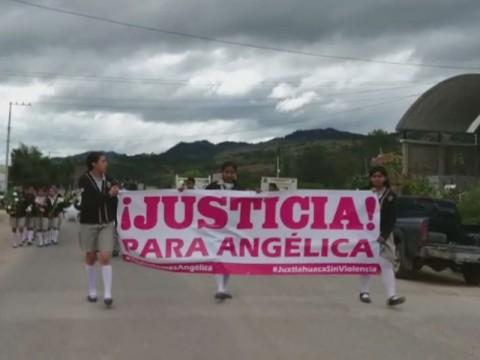 El fiscal de Oaxaca, Rubén Vasconcelos Méndez, informó que el presunto homicida de la menor está detenido y fue identificado como Margarito A.C. Foto: José de Jesús Cortés/ Corresponsal