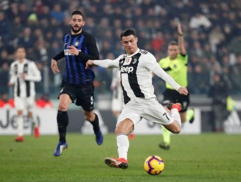 Juventus Vence Inter Milán, Mario Mandzukic, Juventus Inter, Inter Milán, Cristiano Ronaldo, Serie A, Liga Italia, Juventus, Cristiano, Icardi, Noticias, Adrenalina, Excélsior,