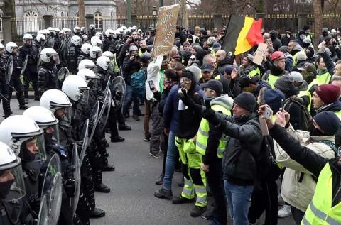 Crecen protestas de