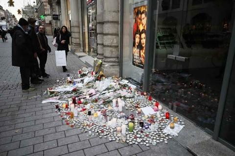 Fallece una quinta víctima del tiroteo de Estrasburgo