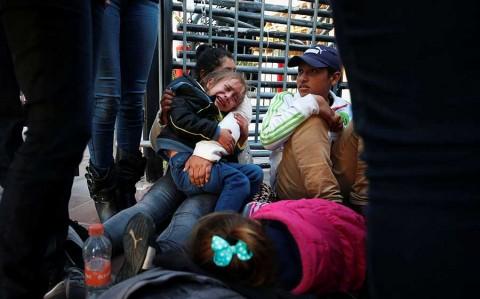 El Papa regaña a políticos por culpar a migrantes de 'todos los males'