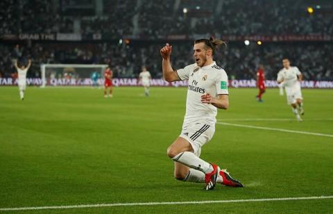 Bale se luce y mete al Real Madrid en la final del Mundial de Clubes