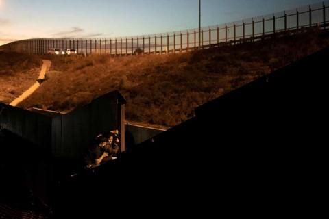 Ahora el muro será de acero y no de concreto: Trump