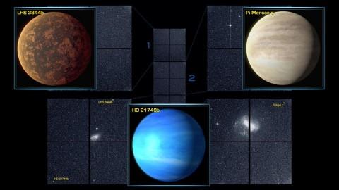 Planeta descubierto por la NASA