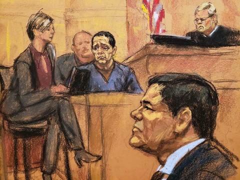 Esta es la fecha prevista para que termine el juicio de 'El Chapo'