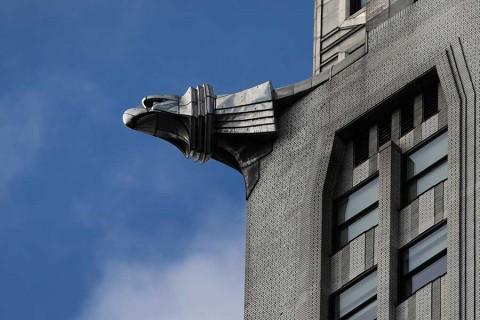 Ponen a la venta en NY el emblemático edificio Chrysler